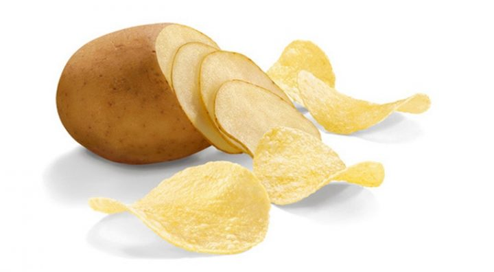 amazing potato chips making process
