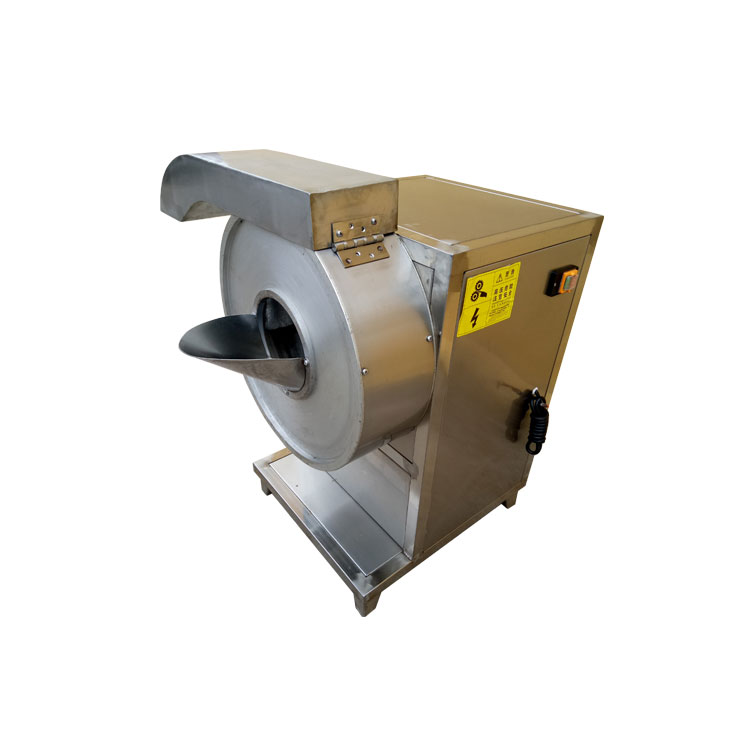 automatic potato slicer machine