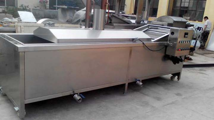 banana chips sugar coating machine