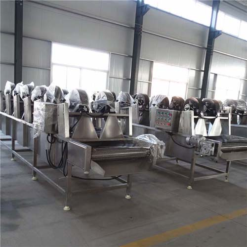 chips and fries drying and cooling machines are in stock
