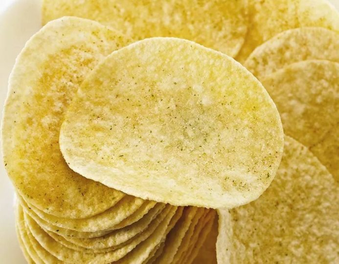 compound potato chips