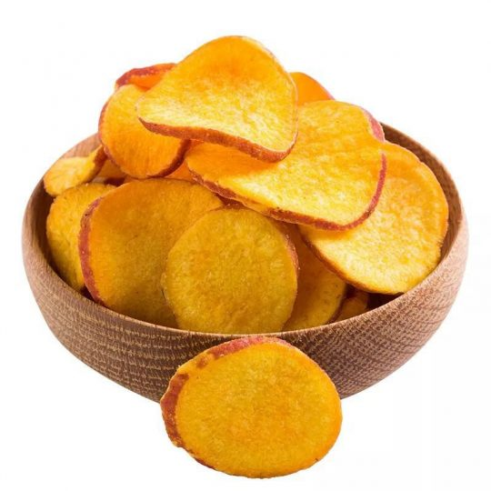 high-temperature dehydrated chips