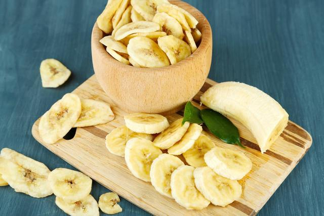 industrial production of banana chips