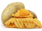 potato chips making with Taizy machinery