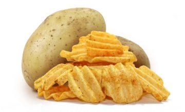 potato chips making with Taizy machinery