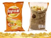 various Lay's potato chips