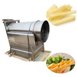 potato chips seasoning machine
