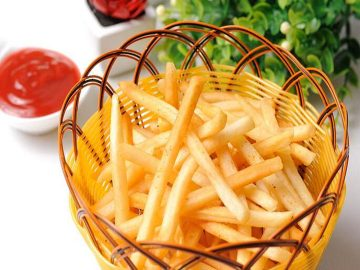 savory French fries