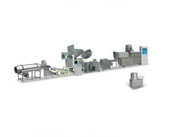 1T/h Fully-automatic Banana Chips Production Line