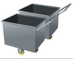 Waste conveyor